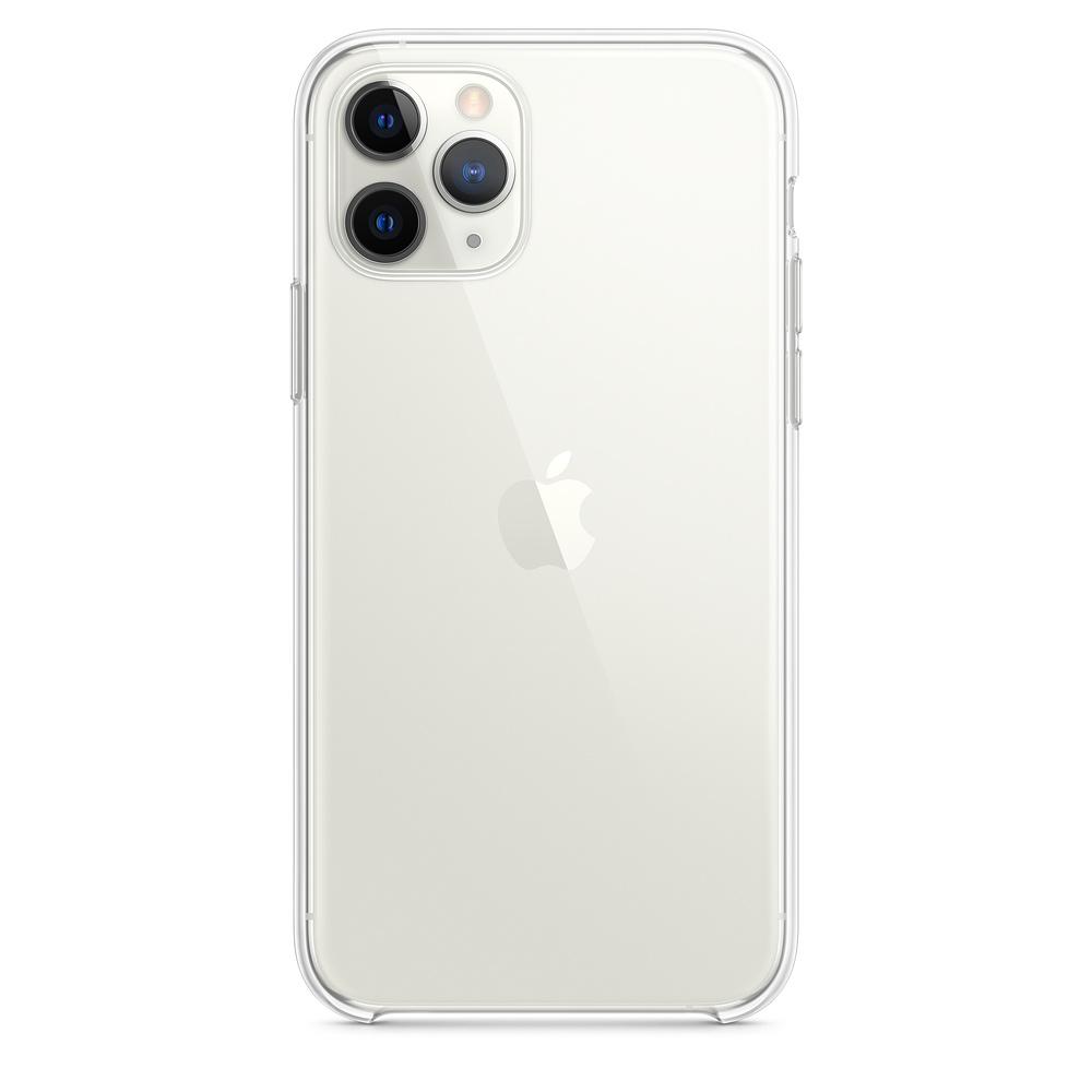 Прозрачный чехол для iPhone 11 Pro