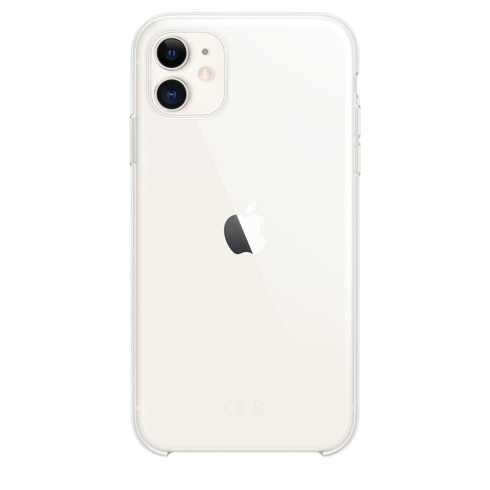 Прозрачный чехол для iPhone 11