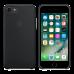 iPhone 8/7 Силиконовый чехол - черный