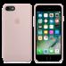 iPhone 8/7 Силиконовый чехол - Розовый кварц