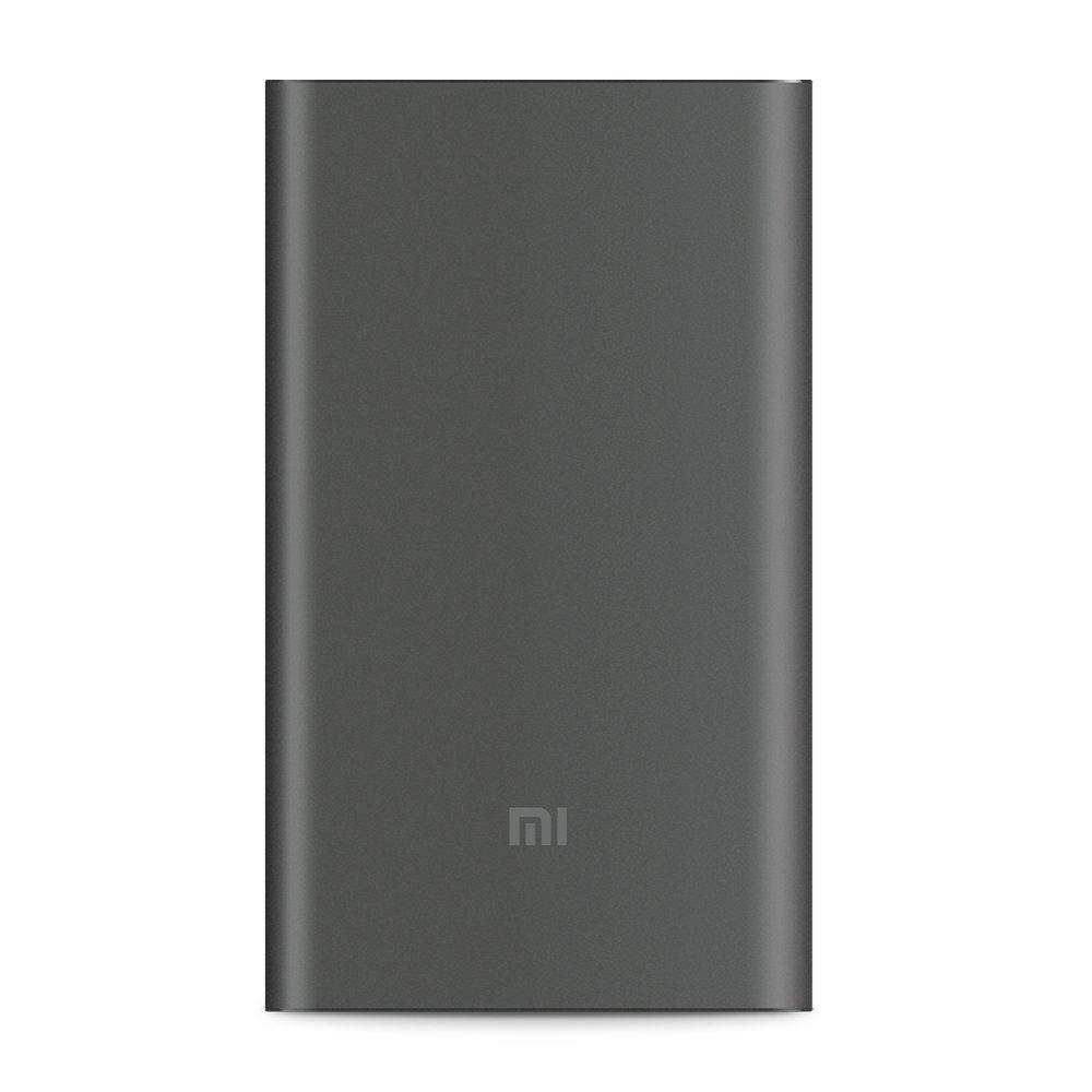 XIAOMI MI POWER BANK PRO 10000 MAH С USB TYPE-C - темно серый
