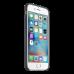 iPhone 6s/6 силиконовый чехол - черный.