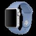 Ремешок Apple Watch 38мм, спортивный лазурный