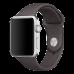 Ремешок Apple Watch 42мм, спортивный «темное какао»