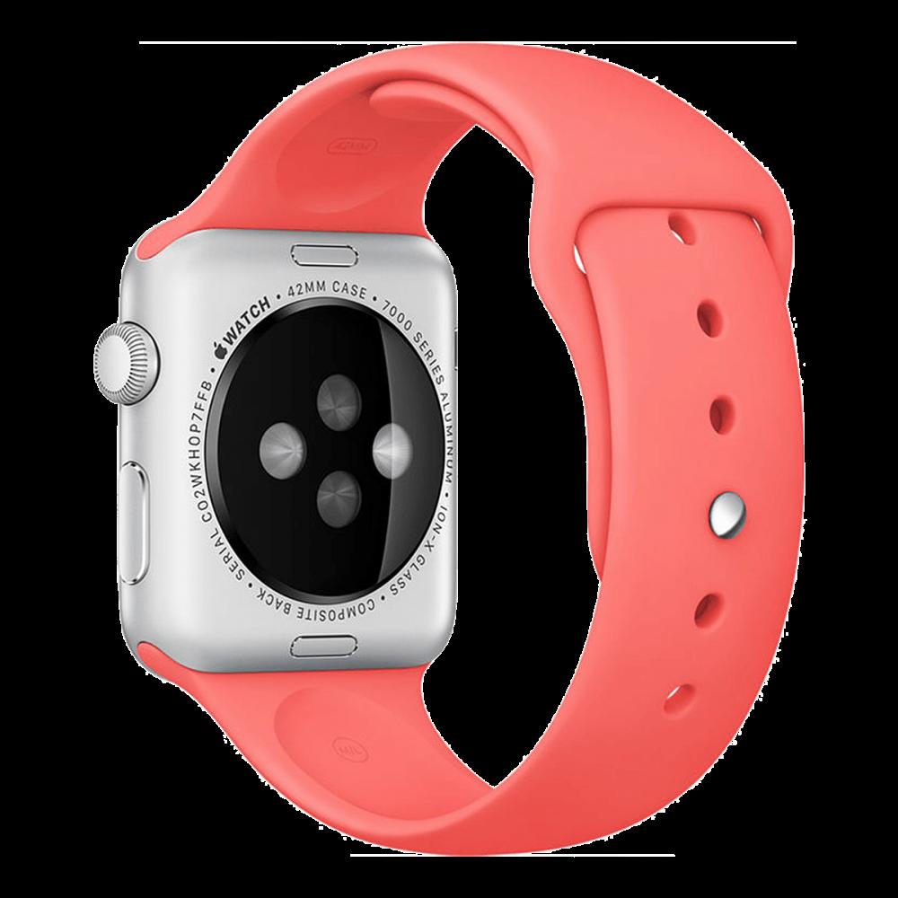Ремешок Apple Watch 38мм, спортивный абрикосовый