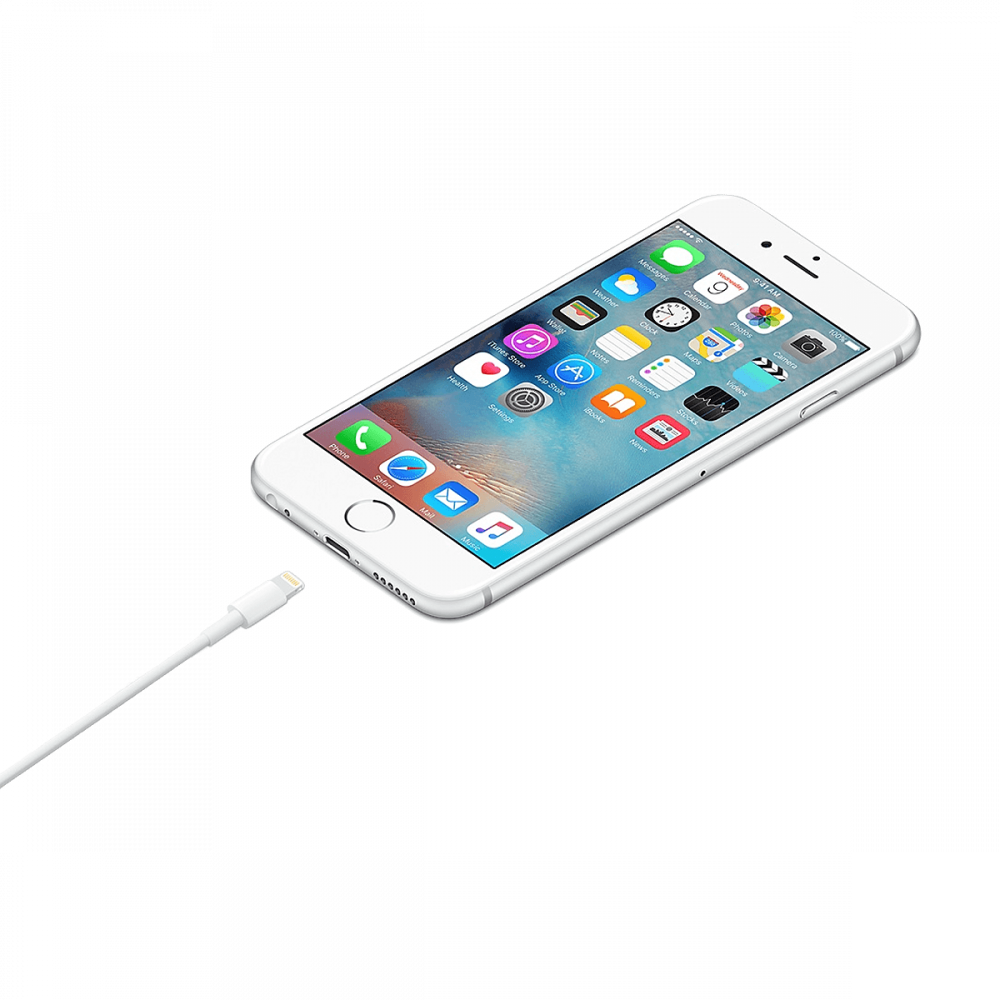 Кабель Apple Lightning на USB 1 м
