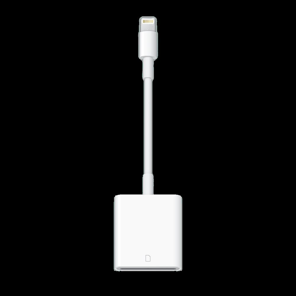 Адаптер Apple Lightning для чтения SD-карт
