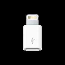 Адаптер Apple Lightning на microUSB