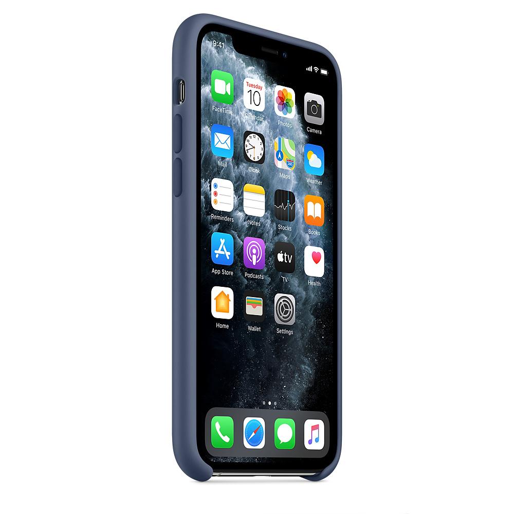 Силиконовый чехол Silicone Case для iPhone 11 Pro, Морской лёд