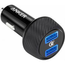 Автомобильное зарядное устройство Anker PowerDrive+ 2 (A2228H11)