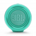 Портативная колонка JBL Charge 4, бирюзовый