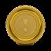 Портативная колонка JBL Charge 4, желтый