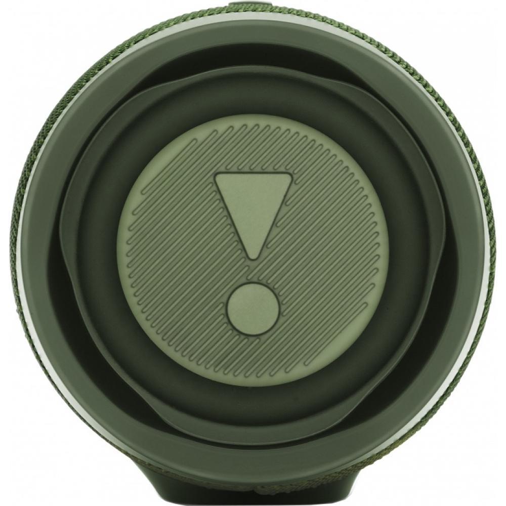 Портативная колонка JBL Charge 4, зеленый