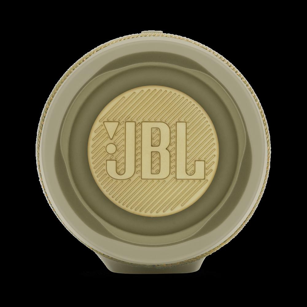 Портативная колонка JBL Charge 4, песочный