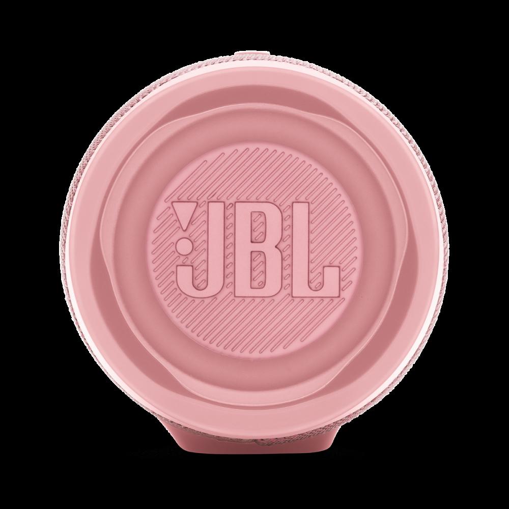 Портативная колонка JBL Charge 4, розовый