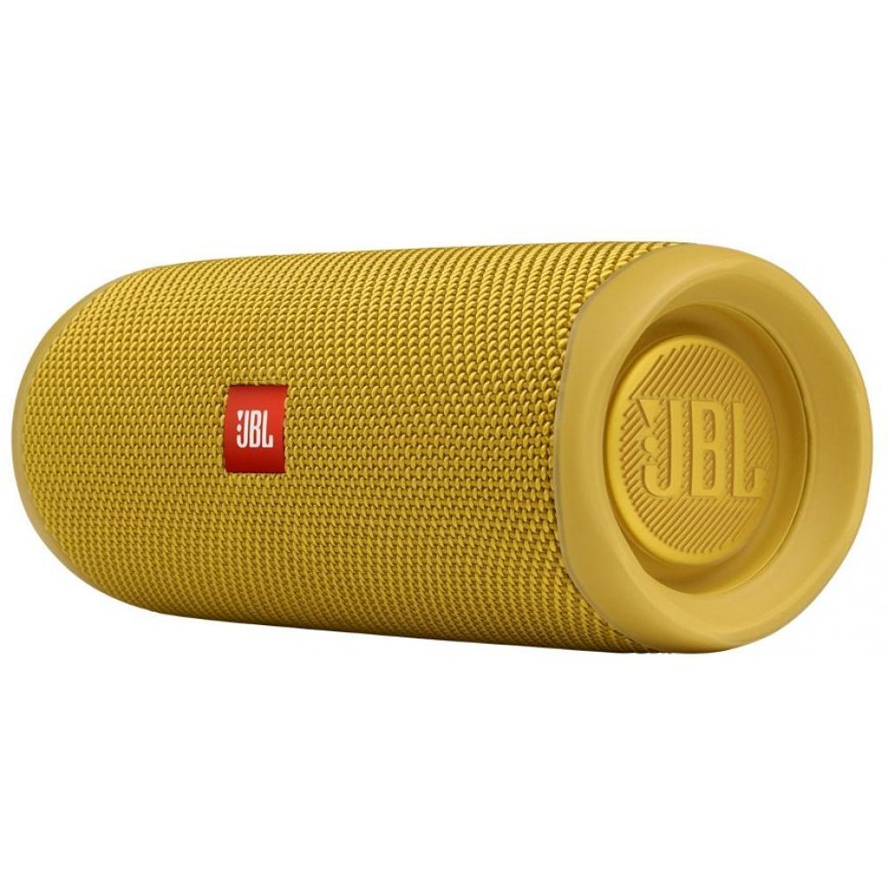 Портативная колонка JBL Flip 5, желтый