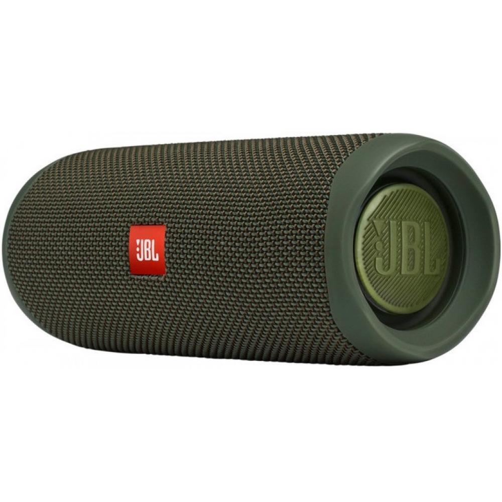 Портативная колонка JBL Flip 5, зеленый