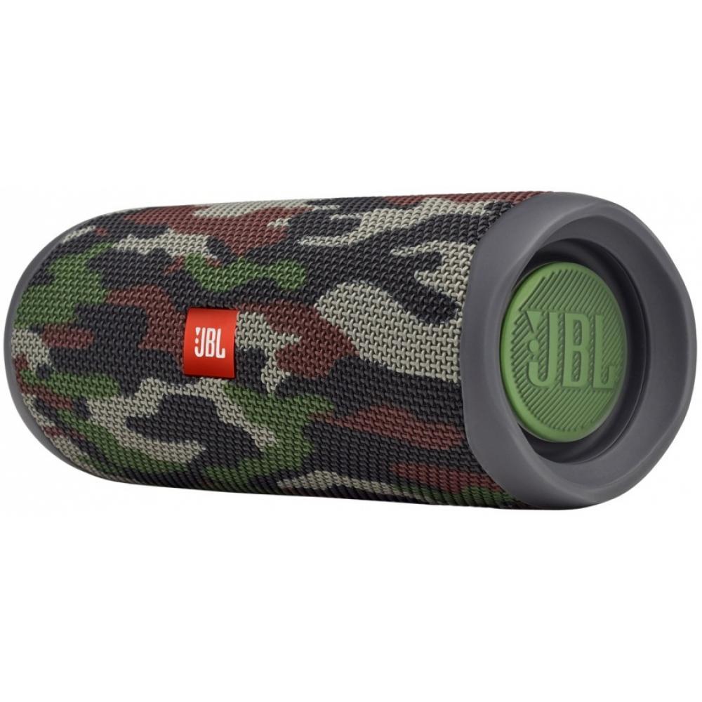 Портативная колонка JBL Flip 5, камуфляж
