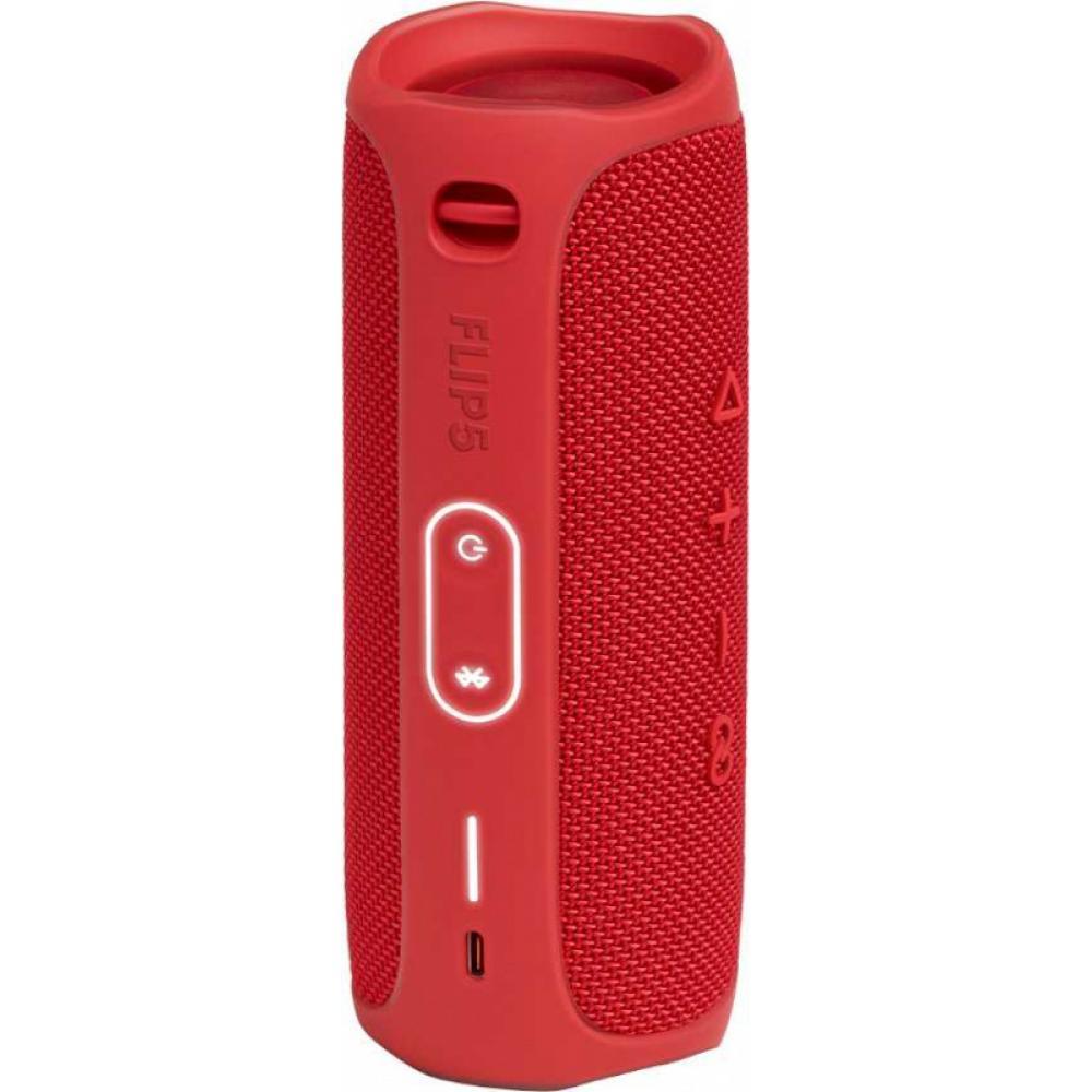 Портативная колонка JBL Flip 5, красный