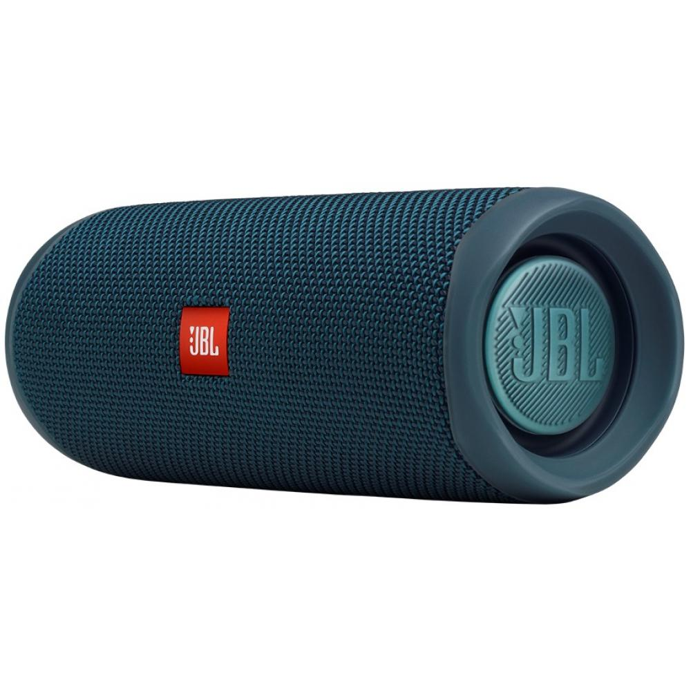 Портативная колонка JBL Flip 5, синий