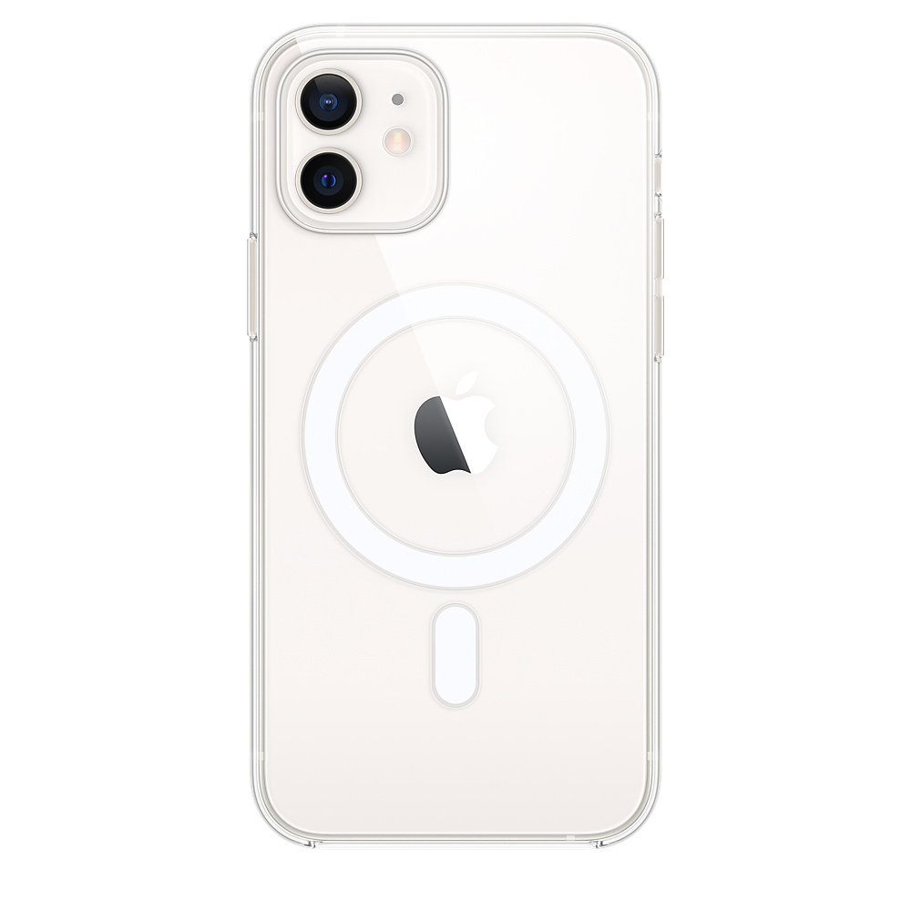 Прозрачный чехол MagSafe для iPhone 12 и 12 Pro