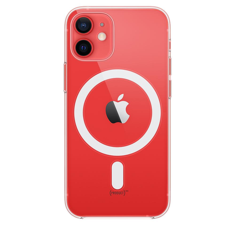Прозрачный чехол MagSafe для iPhone 12 mini