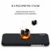 Чехол Pitaka для Apple iPhone XS, черно-серый, кевлар (арамид)