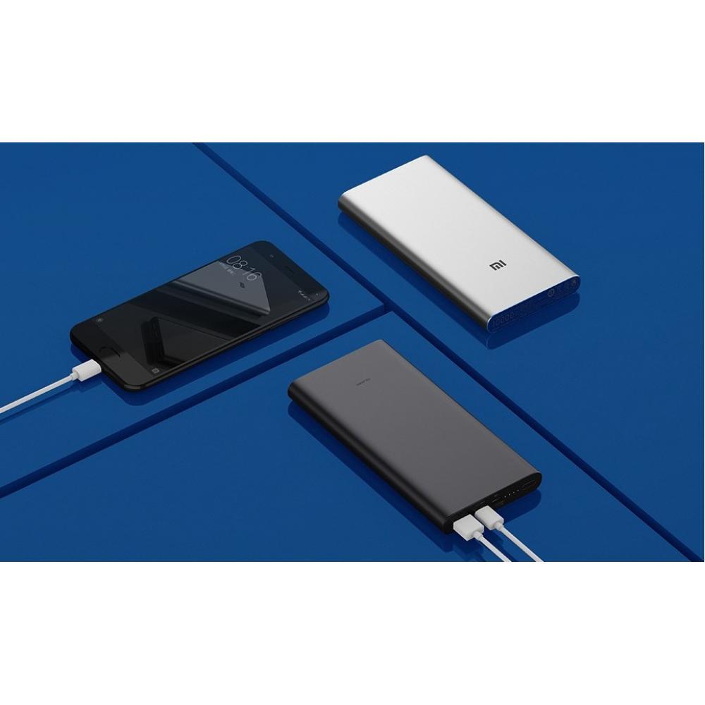 Внешний аккумулятор Xiaomi Mi Power Bank 3 10000 mAч Black