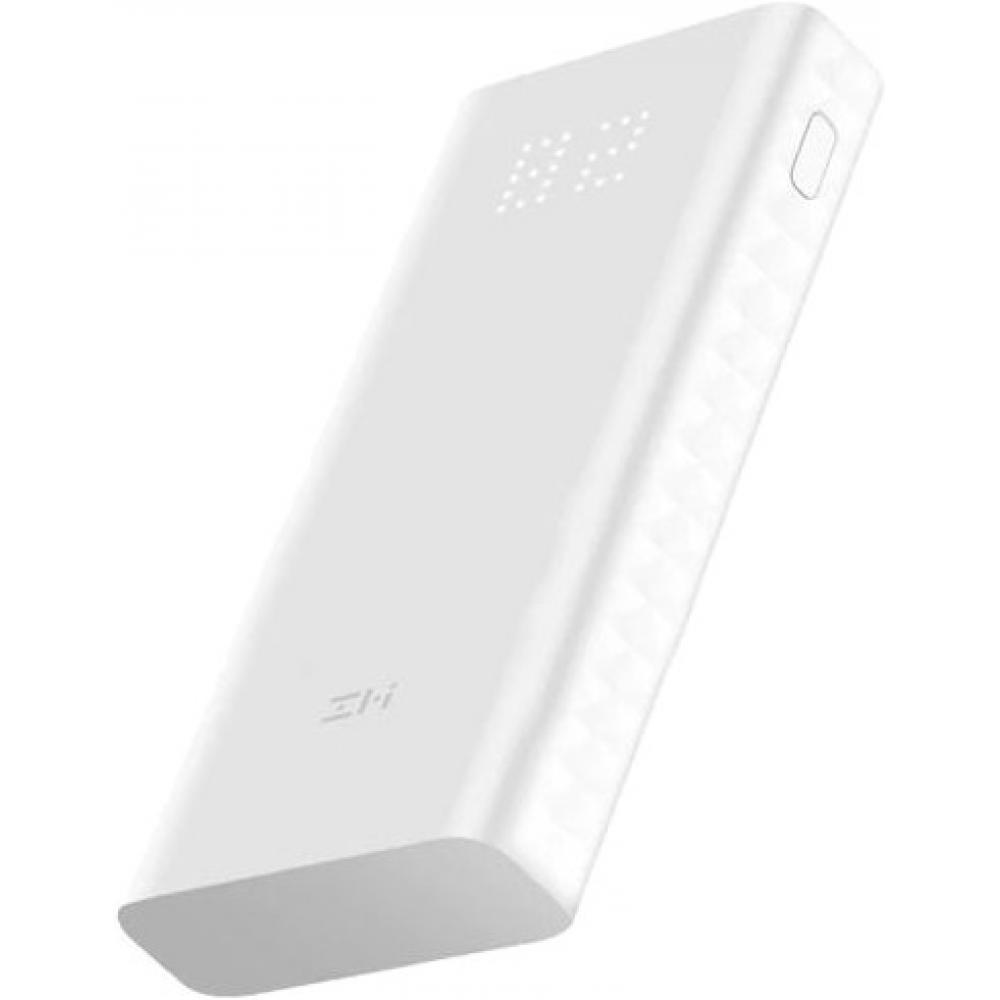Внешний аккумулятор Xiaomi Zmi Power Bank Aura 20000 mAh White