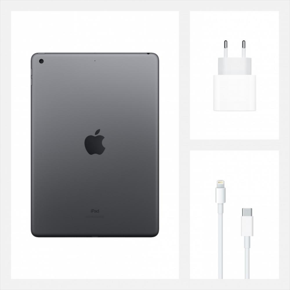 Планшет Apple iPad 10.2 Wi-Fi + Cellular 32Gb 2020 Space Gray