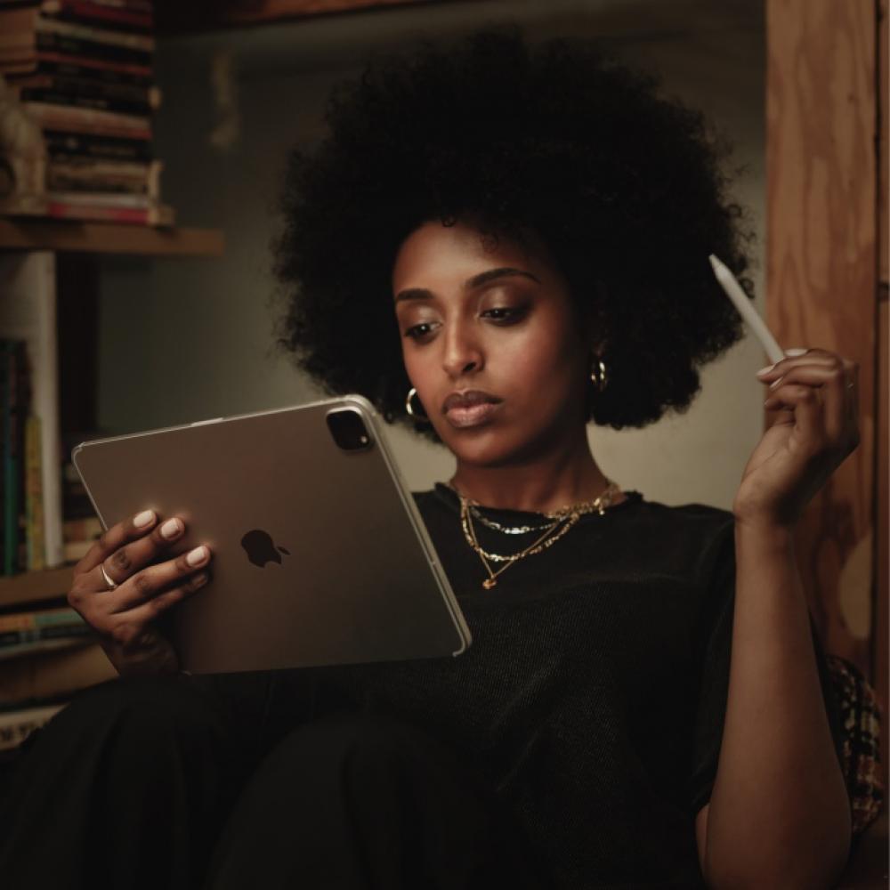 Планшет Apple iPad Pro 12.9 Wi-Fi 1TB 2020 Space gray